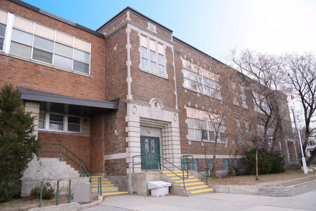 Photo of Alexander Public School