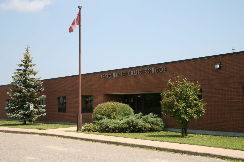 Photo of Assiginack Public School