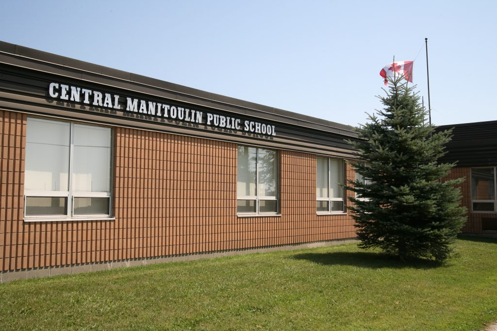 A photo of Central Manitoulin Public School