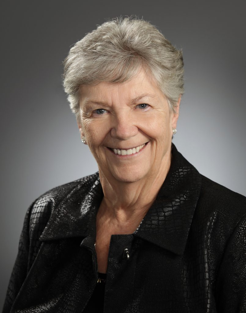 Photo of Board Chair Doreen Dewar