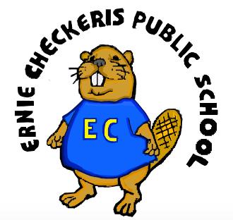 Ernie Checkeris PS logo