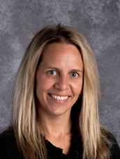 Principal Jennifer Harvey