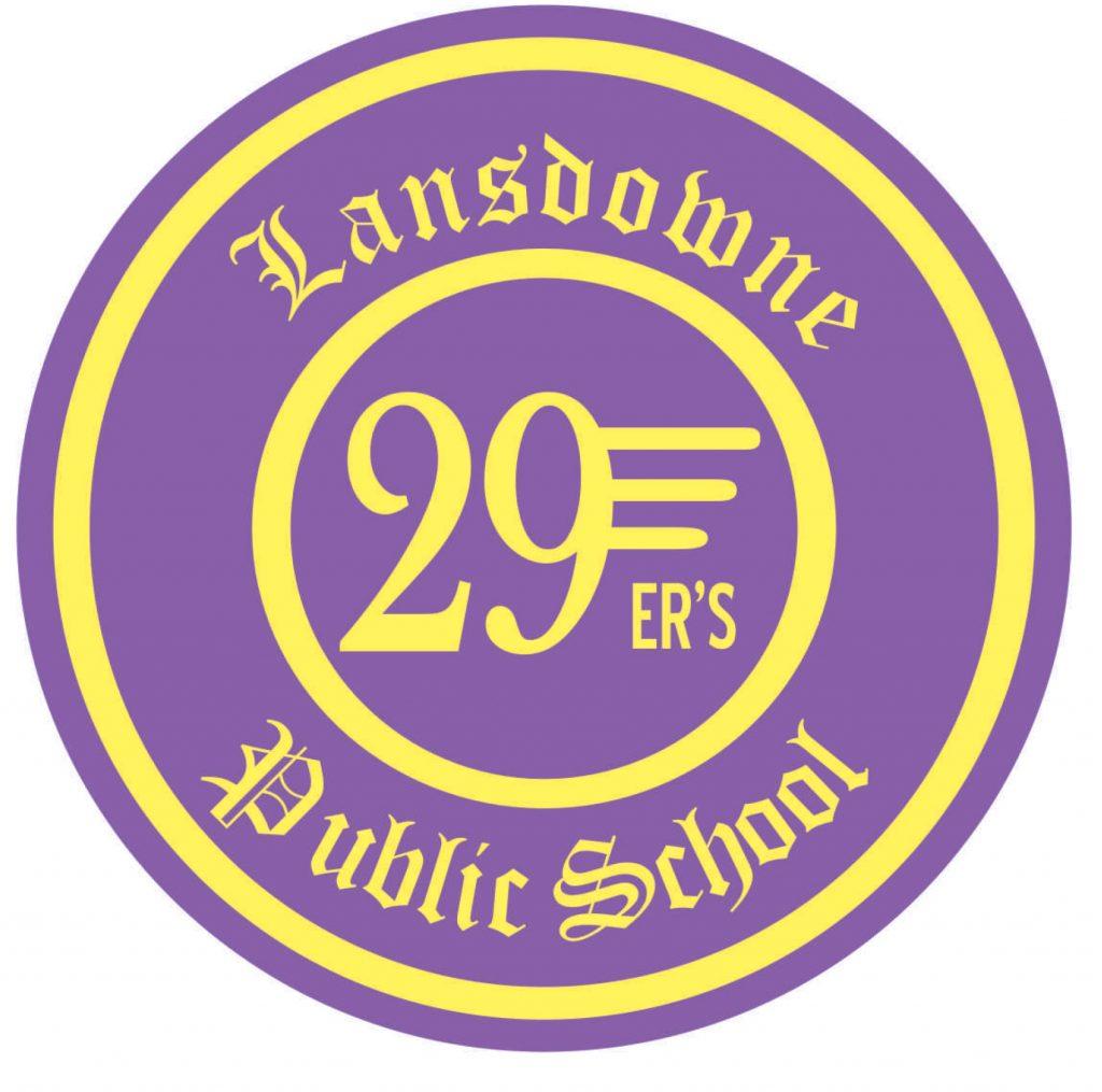 Lansdowne Public School logo