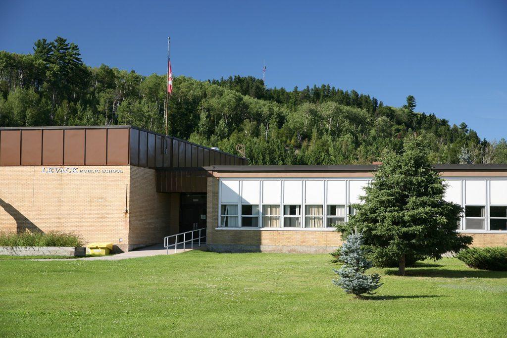 Levack Public School