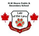 MW Moore Public School logo