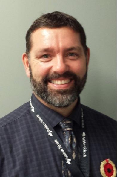Principal Martin Punkari