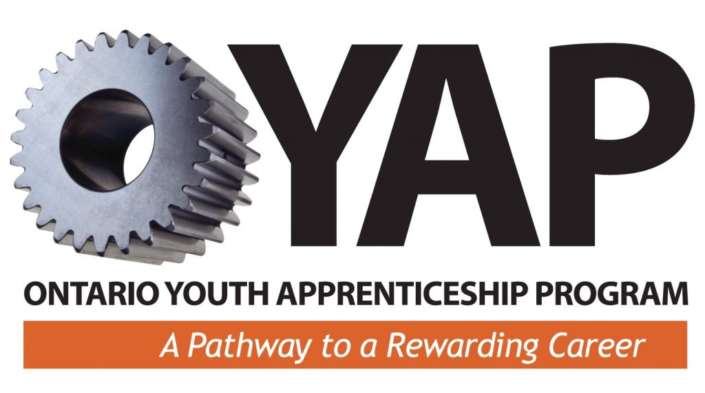 Ontario Youth Apprenticeship logo