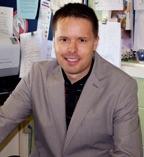 Principal Stephen Winckel