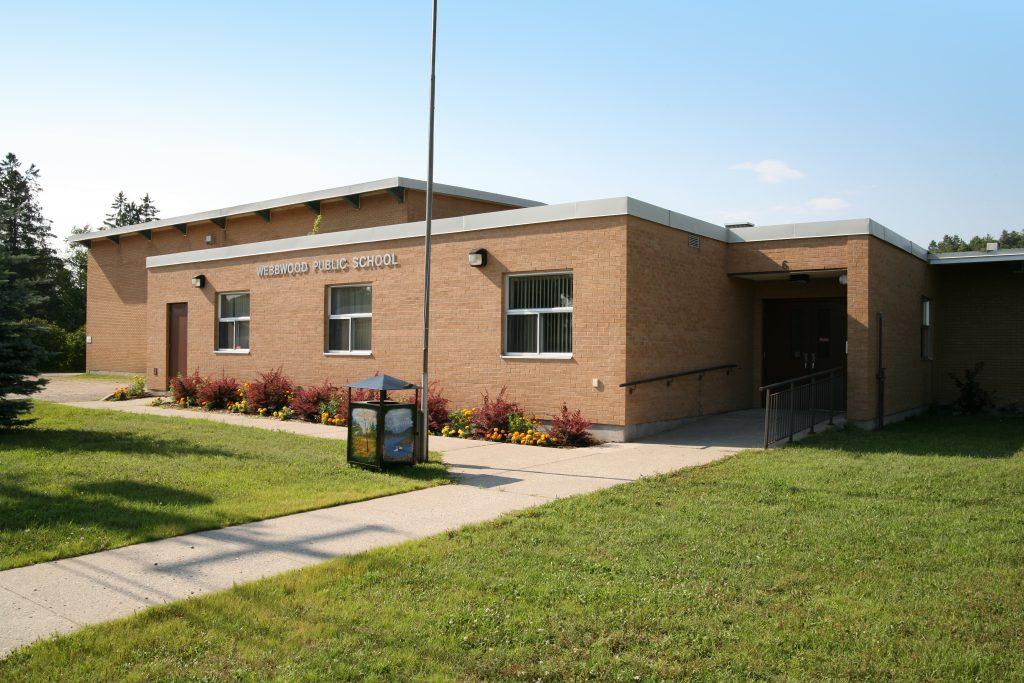 Photo of Webbwood Public School