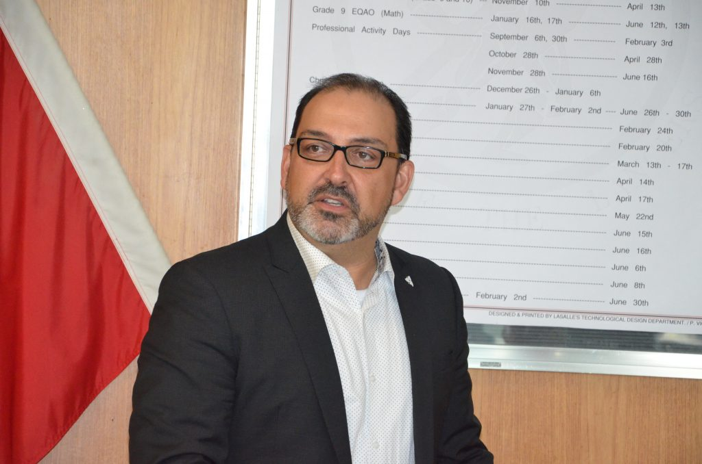 Image of Energy Minister