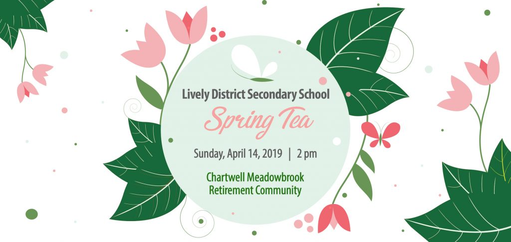 LDSS spring tea