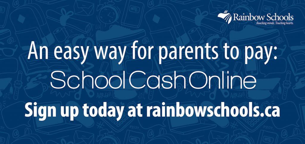 School Cash Online - Sign up today
